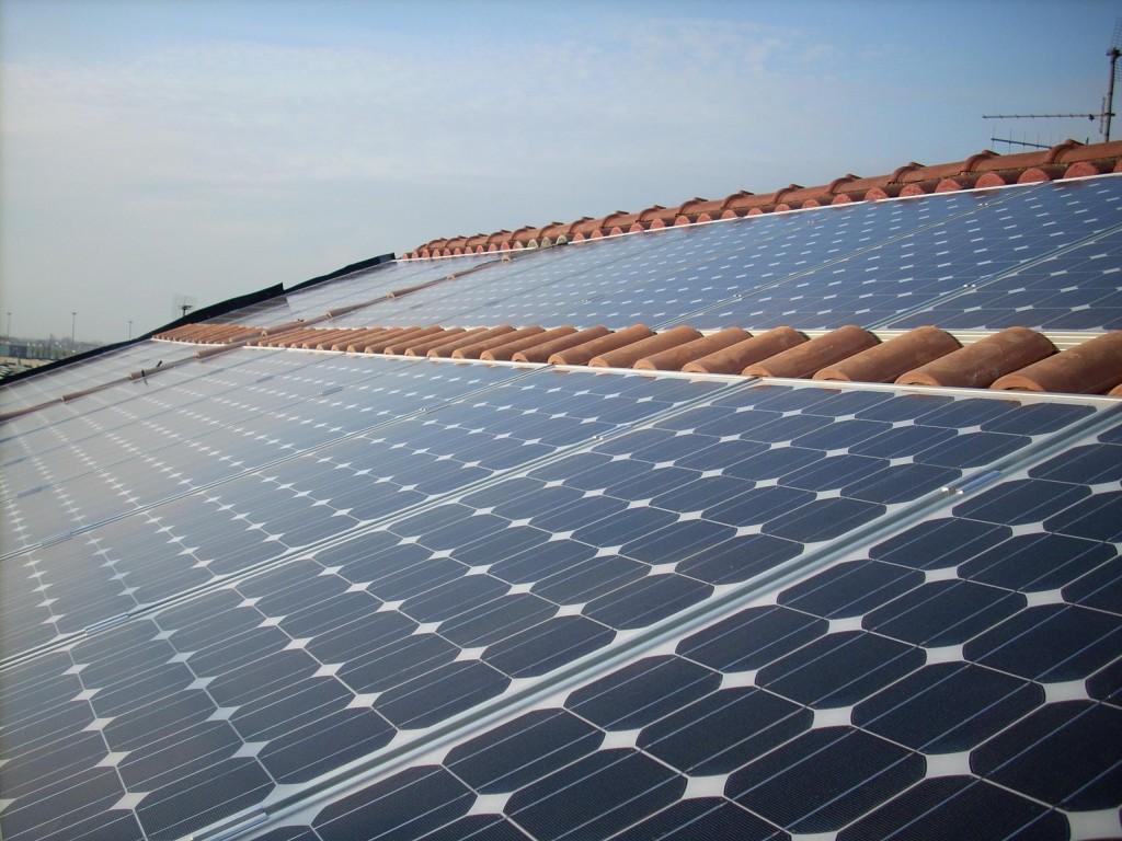 impianto fotovoltaico standard