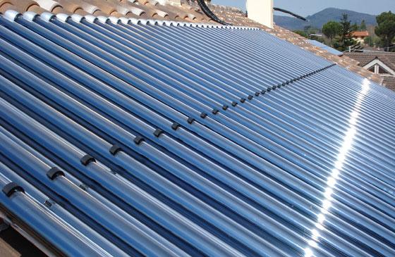 Solare termodinamico e solare termico studio tecnico for Isolamento del tubo di rame dell acqua calda