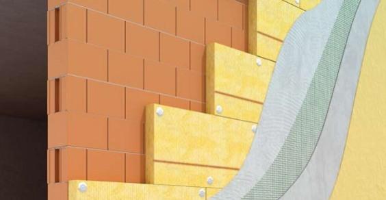 Stratigrafia del cappotto termico studio tecnico bascherini - Materiale isolante termico ...